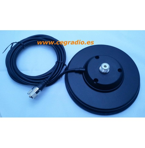 Base Magnetica MT-1309 PL CB VHF
