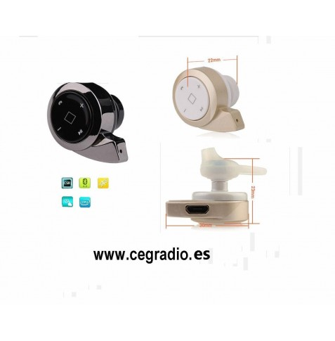 Mini A8 Auricular Bluetooth