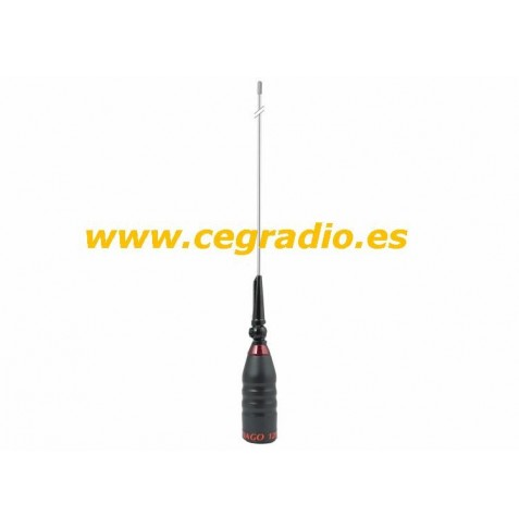 Super Santiago 1200 Antena CB 27Mhz Vista General