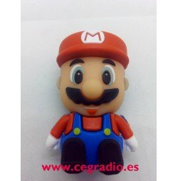 16GB Memoria USB Mario Bros