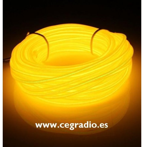 Tubo Flexible de luz 13mm 6 metros