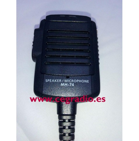 Micrófono Altavoz HM-74A7A