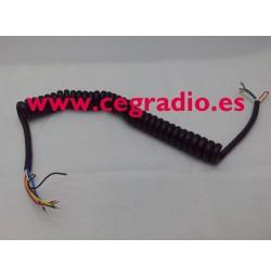 Cable de micro 6 Hilos