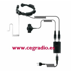 Jetfon EM01-PT10 laringofono