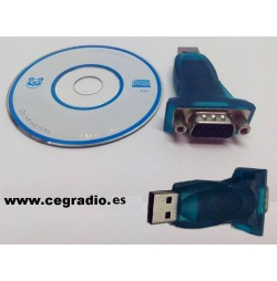 Adaptador USB a RS232