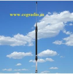 DX-HF-PRO-1 Antena Portable HF-50-144-430 Mhz.