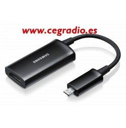 MHL al adaptador de HDMI HDTV para HTC