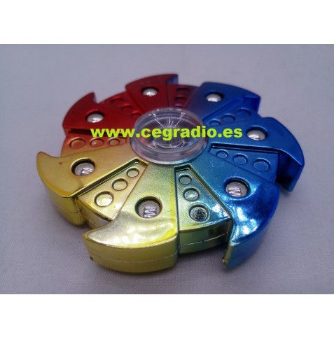 Spinner Multicolor Anti Estrés