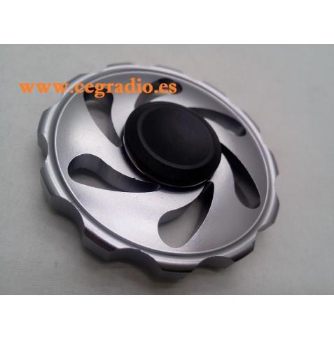 Spinner Metal Esfera Dentada