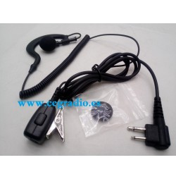 Micrófono JETFON BR-1703 E/C Motorola GP-300