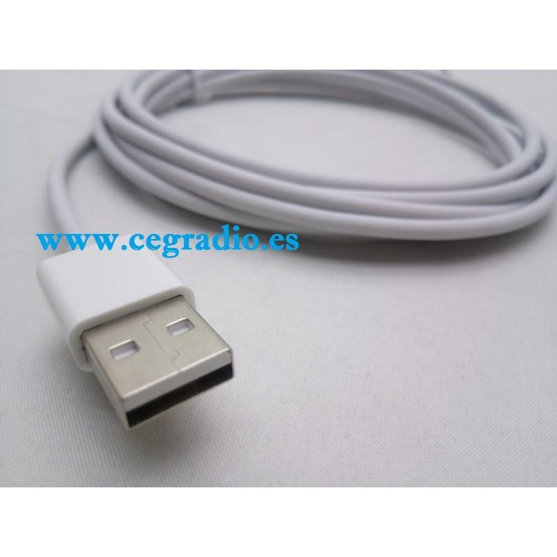 5a79a76b0b5 2 m Cable de Carga y Datos para iPhone 4 iPod iPad