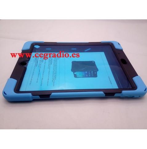 Funda Azul a Prueba de Golpes para iPad 2 Air