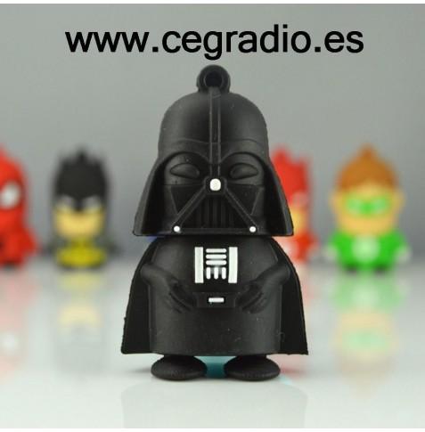 Memoria USB 8GB Darth Vader