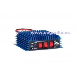 RM KL-203/P Amplificador CB 27Mhz Vista General