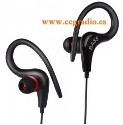 PTM S13 Auriculares Estéreo Con Aislamiento de Ruido