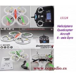 Quadcopter 6 Axis GYRO M1