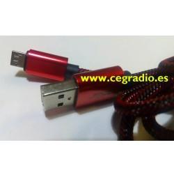Cable Micro USB a USB ORO