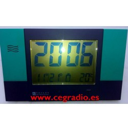 Reloj Oregon Scientific JC818