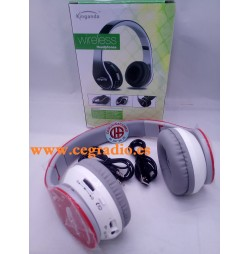 Auricular Inalámbrico Ajustable Bluetooth 4.0 Estéreo con Micrófono