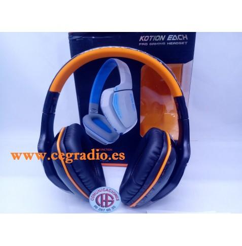 Kotion B3506 Auriculares Inalámbricos Bluetooth 4.1 Vista General
