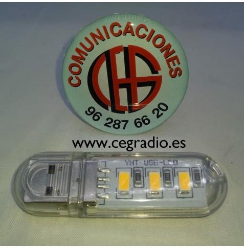 LUZ MINI USB LED