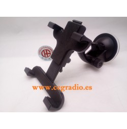 """Soporte Ventosa Universal Ajustable 7"""" a 11"""" para Coche"""