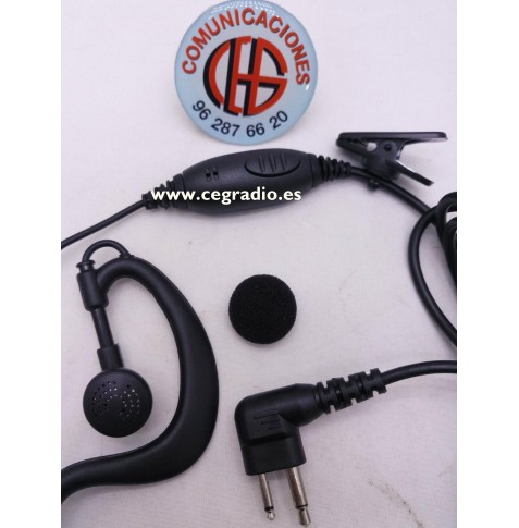 Micrófono / Auricular Motorola GP-300