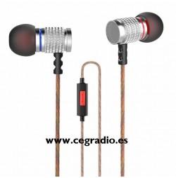 "Auriculares Micro ""HIFI"" KZ-ED2"