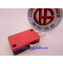 V-15-1 C 25 Micro interruptor Final de Carrera