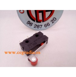 Micro Switch KW12-3 8CE 125V-250V Final De Carrera