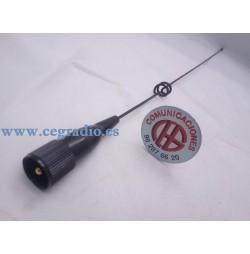 Harvest HVT01UV Antena Doble Banda VHF UHF 144/430 MHz