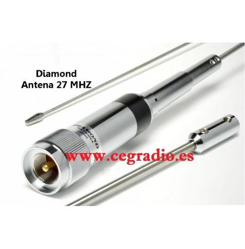 Diamond CR-11 Antena CB 27Mhz