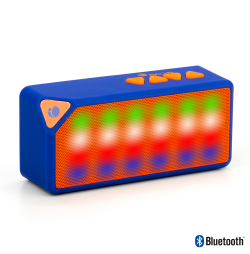 Altavoz Bluetooth Roller Flash
