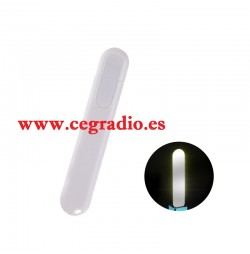 Luz LED USB Blanco 5730 SMD leds Vista General