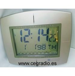 Oregon Scientific JM828CD Reloj Multifuncion Vista Frontal