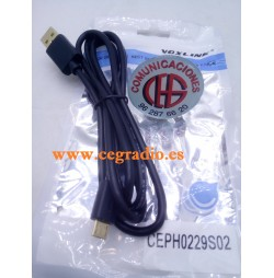1.20m VOXLINK Cable Micro USB de datos y carga rápida 5 V 2A