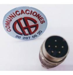 Conector Micro 4 Pin Hembra