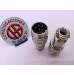 Conector Micro 4 Pin Macho