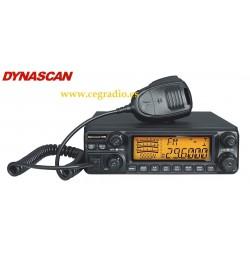 DYNASCAN M10 Emisora CB 10m Vista General