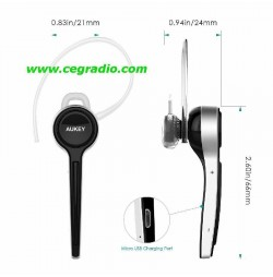 Mic Auric Bluetooth Wireless EP-B3
