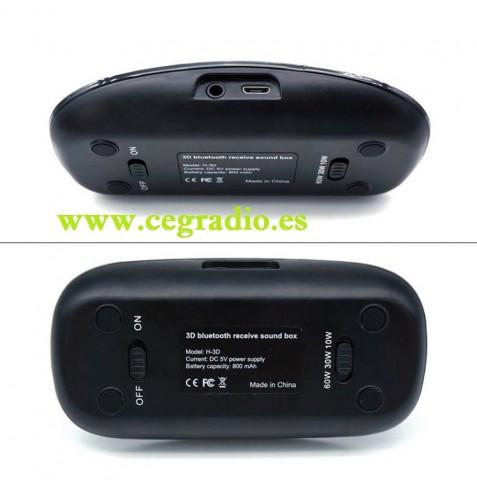 Bluetooth ZF-370 Transmisor-Receptor