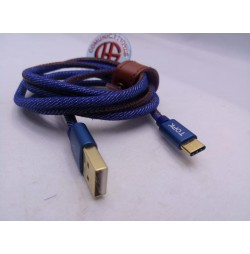 1.20m Cable TOPK USB Carga Datos Tipo C Vista General