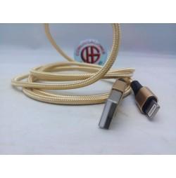 1.5m Cable Carga Datos USB Elough iPhone 5 6S iPad Vista General