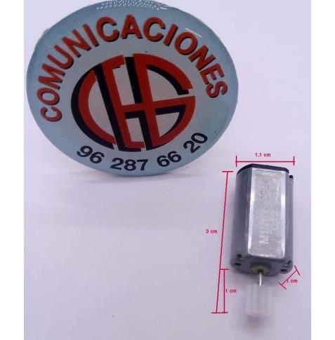 Motor micro DC N30