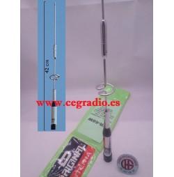 D_Original NR-66W Antena Bibanda VHF UHF Medidas