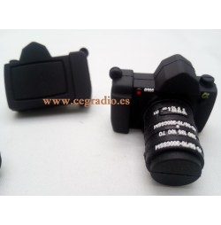 16GB Memoria USB camara Reflex Vista Completa