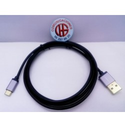 1.5m Ugreen Cable Carga Datos Micro USB Android Vista General
