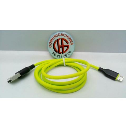 Cable de carga y datos 1m Floveme