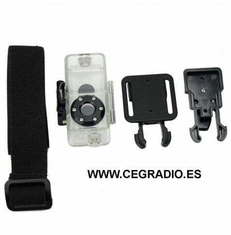 Mini Funda Cubierta Impermeable Accesorio Práctico para DV MD80 DVR