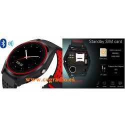Smart Whatch V9 Reloj Inteligente Bluetooth Vista General